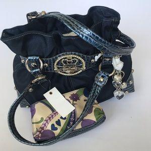 Kathy Van Zealand purse . New
